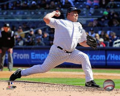 New York Yankees - Bartolo Colon Photo Photo