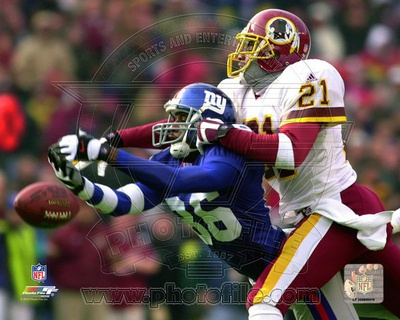 Washington Redskins - Deion Sanders Photo Photo