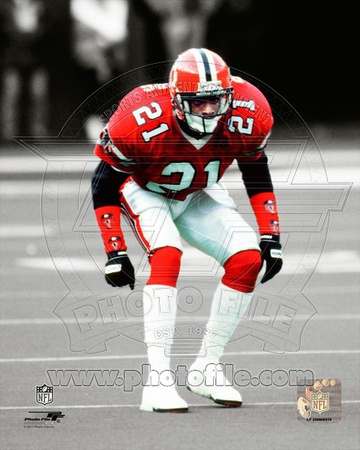 Atlanta Falcons - Deion Sanders Photo Photo
