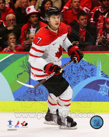 Team Canada - Brent Seabrook Photo Photo