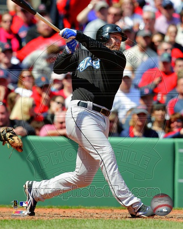 Toronto Blue Jays - Adam Lind Photo Photo