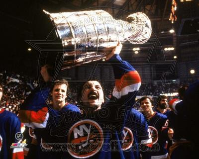 New York Islanders - Brian Trottier Photo Photo