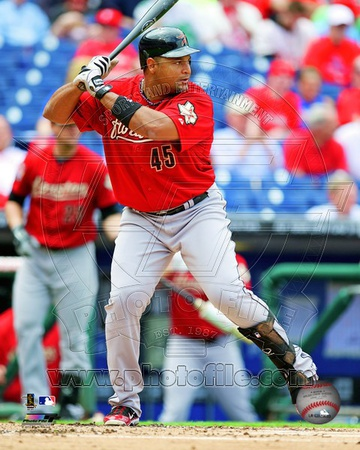 Houston Astros – Carlos Lee Photo Photo