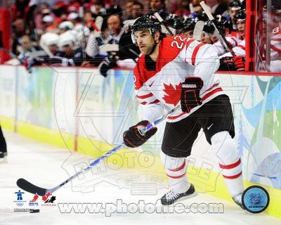 Team Canada - Dan Boyle Photo Photo