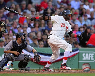Boston Red Sox - David Ortiz Photo Photo