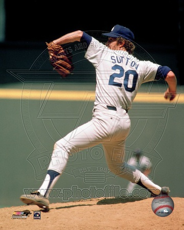Los Angeles Dodgers - Don Sutton Photo Photo!