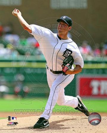 Detroit Tigers - Jacob Turner Photo Photo