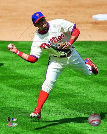 Philadelphia Phillies – Freddy Galvis Photo Photo