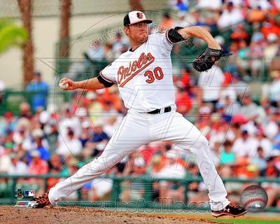 Baltimore Orioles - Chris Tillman Photo Photo