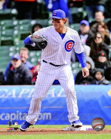 Chicago Cubs - Anthony Rizzo Photo Photo