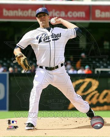 San Diego Padres - Cory Luebke Photo Photo