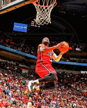 Miami Heat – Dwyane Wade Photo Photo