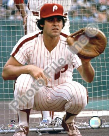 Philadelphia Phillies - Bob Boone Photo Photo