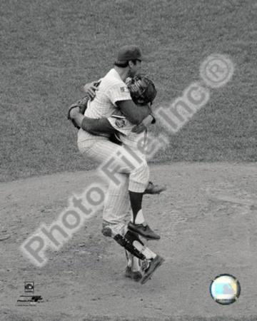 New York Mets - Jerry Koosman, Jerry Grote Photo Photo