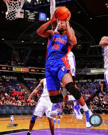 Detroit Pistons – Greg Monroe Photo Photo