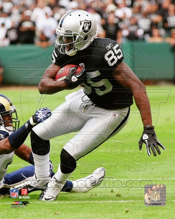 Oakland Raiders - Darrius Heyward-Bey Photo Photo