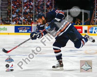 Edmonton Oilers - Jarret Stoll Photo Photo