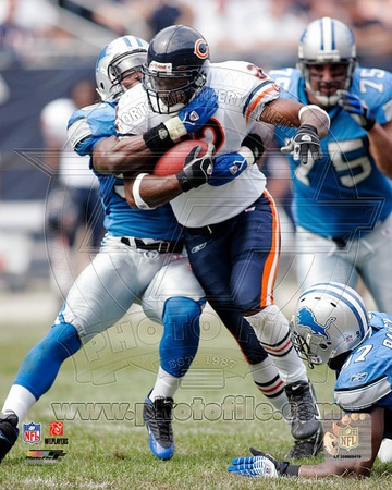Chicago Bears – Cedric Benson Photo Photo