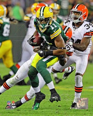 Green Bay Packers - Jarrett Boykin Photo Photo