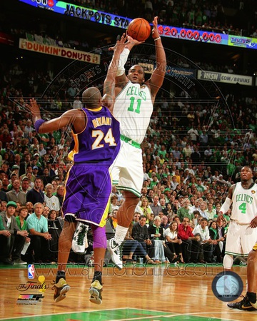 Boston Celtics – Glen Davis Photo Photo