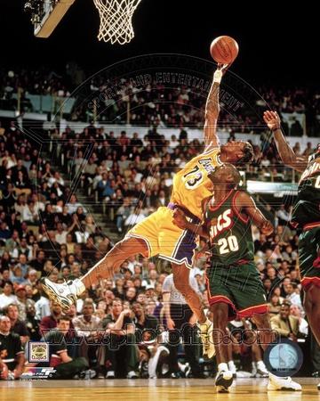 Los Angeles Lakers - Dennis Rodman Photo Photo