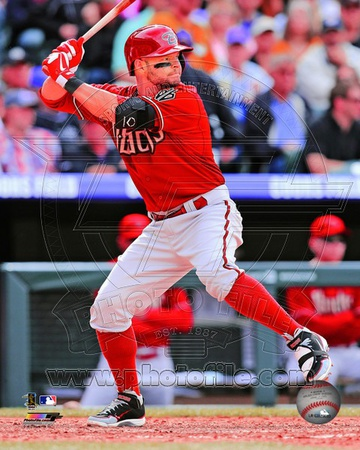 Arizona Diamondbacks - Cody Ross Photo Photo