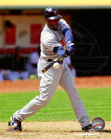 Minnesota Twins - Craig Monroe Photo Photo!
