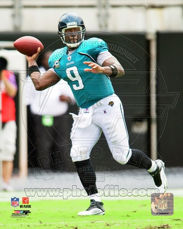 Jacksonville Jaguars – David Garrard Photo Photo