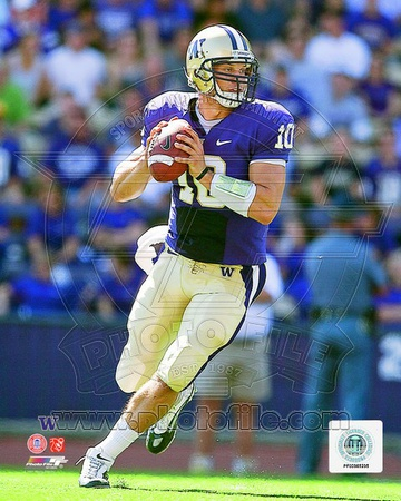 Washington Huskies - Jake Locker Photo Photo