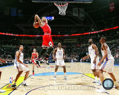 Chicago Bulls – Derrick Rose Photo Photo