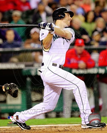 Seattle Mariners – Dustin Ackley Photo Photo