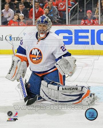 New York Islanders - Evgeni Nabokov Photo Photo