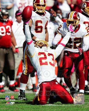 Washington Redskins - DeAngelo Hall Photo Photo