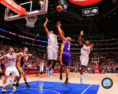 Los Angeles Lakers - Derek Fisher Photo Photo