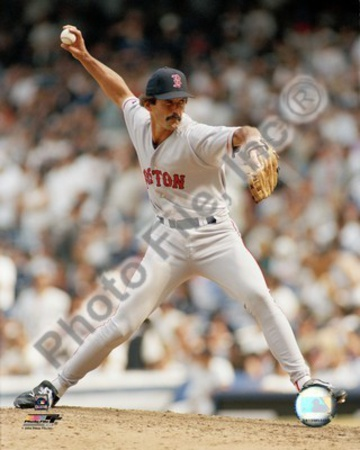 Boston Red Sox - Dennis Eckersley Photo Photo
