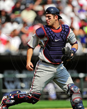 Minnesota Twins – Joe Mauer Photo Photo