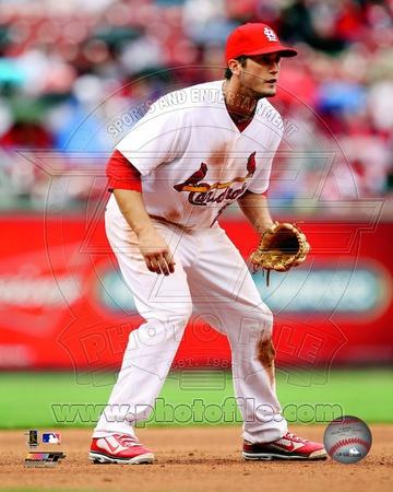 St Louis Cardinals - David Freese Photo Photo
