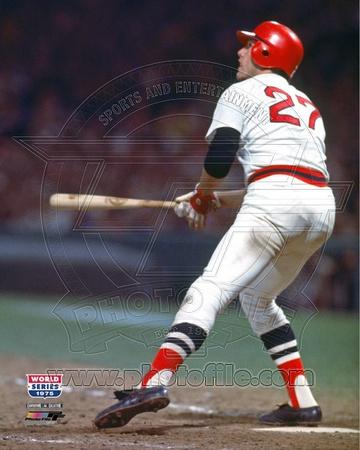 Boston Red Sox - Carlton Fisk Photo Photo