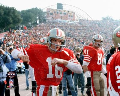 San Francisco 49ers - Joe Montana Photo Photo