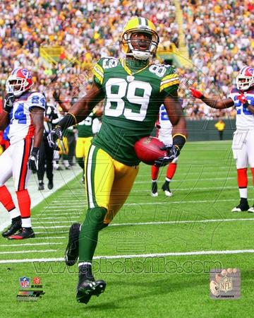 Green Bay Packers - James Jones Photo Photo