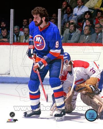 New York Islanders - Clark Gillies Photo Photo