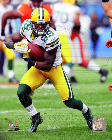 Green Bay Packers - James Jones Photo Photo