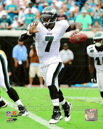 Philadelphia Eagles - Michael Vick Photo Photo