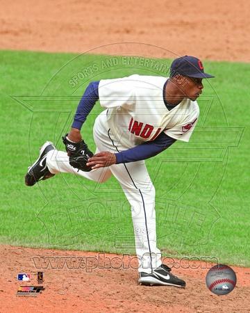 Cleveland Indians - Tony Sipp Photo Photo