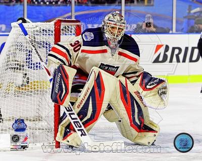 New York Rangers - Henrik Lundqvist Photo Photo