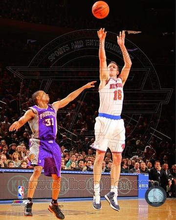 New York Knicks - Steve Novak Photo Photo