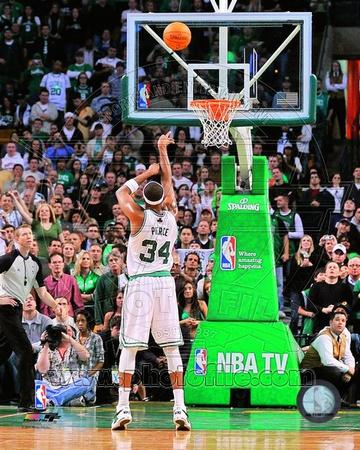 Boston Celtics - Paul Pierce Photo Photo