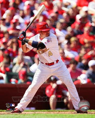 St Louis Cardinals - Yadier Molina Photo Photo
