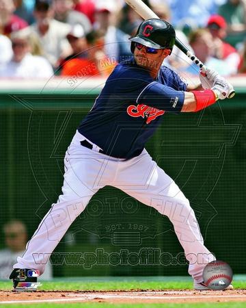 Cleveland Indians - Nick Swisher Photo Photo