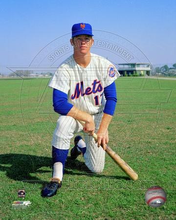 New York Mets - Wayne Garrett Photo Photo